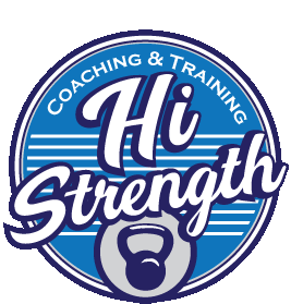 Hi Strenght Logo - Richard Boender