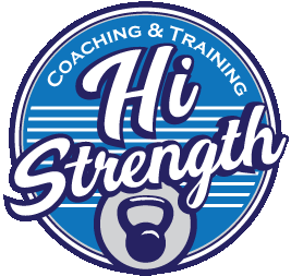 Hi Strength – Richard Boender