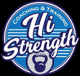 Hi Strength – Richard Boender